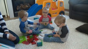 'They're doing really really well': Triplets that battled rare cancer continue to be healthy