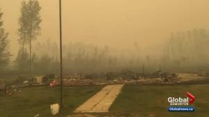 Wildfire's toll on Paddle Prairie community becoming clearer