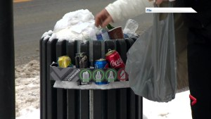 Montreal Plateau garbage cans get makeover