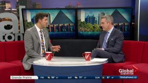 Mayor Don Iveson talks transit, trains and Edmonton city council goals for next 4 years