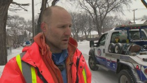CAA driver shows 3 quick tips to avoid a dead battery in Winnipeg's frigid winter