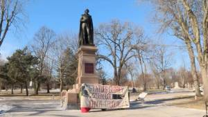No fanfare for Canada's First Prime Minister's birthday