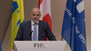 Gianni Infantino elected new president of FIFA
