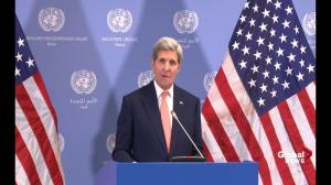 John Kerry details agreement over nuclear activities with Iran
