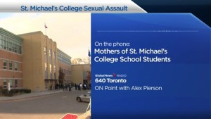 St. Michael's College mothers discuss sexual assault allegations