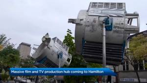 Massive film and TV production hub coming to Hamilton