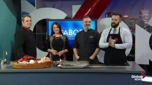 Edmonton's Sabor restaurant talks Downtown Dining Week