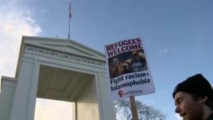 Refugees walking across B.C. border in fear of U.S. crackdown