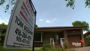 Toronto housing prices soar