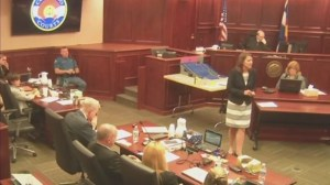 Lawyers present closing arguments in sentencing phase of James Holmes trial