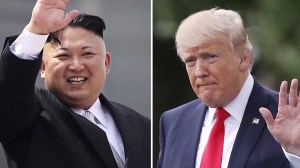 Donald Trump awaits visit from North Korean official, to rec   eive letter from Kim Jong Un