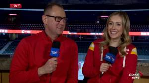 Calgary Flames GM Brad Treliving