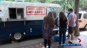 Boyle Street Eats Food Truck