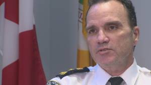 Chief Danny Smyth of the Winnipeg Police Service looks back at 2017