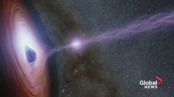 Answers about major black hole mystery discovered by SMU researchers