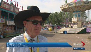 End of an era as 'The Zipper' ride retires from Calgary Stampede