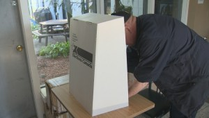 Mock election held in Saint John district