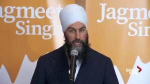 Singh says Trudeau should've apologized over SNC-Lavalin controversy