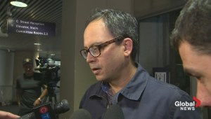 City councillors left in shock following Rob Ford's exit from Toronto mayoral race