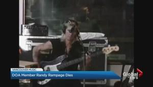 Vancouver punk rock legend dies