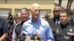 'This is clearly an act of terrorism': Florida Governor Rick Scott on Pulse Nightclub shooting