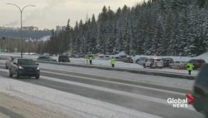 Serious crash creates traffic delays on Whitemud