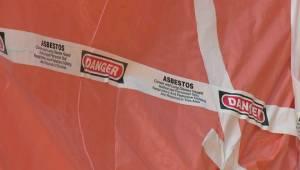 Hazardous asbestos dumped in Burnaby alley
