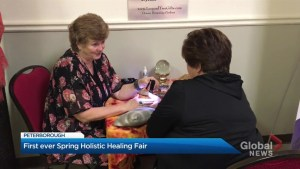 Spring Healing Holistic Fair held in Peterborough