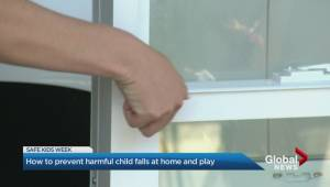 Safe Kids Week: Preventing falls at home