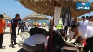 Terror attack on Tunisian resorts kills 37