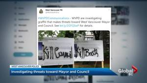 Threats against West Vancouver mayor, council investigated