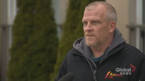 Rodney Stafford speaks to Global News about decision to move McClintic back to prison