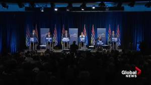 Closing statements of the final BC Liberal leadership debate