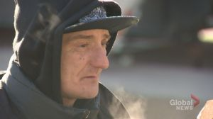 'It's scary': Toronto man staying at respite centre describes life in the cold
