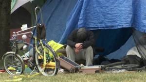 "Downtown Vancouver Business Association calls for ""sanctioned"" tent city"
