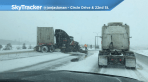 Blowing snow advisory issued in Saskatoon for poor visibility