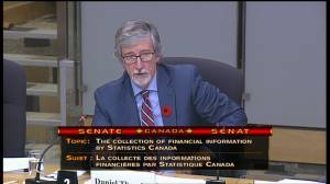 "Privacy commissioner says Statistics Canada fell ""way short"" of being transparent about project to harvest bank data"