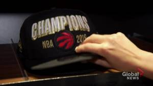 Raptors fans line up to buy merchandise following NBA championship win