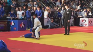 Olympic Oval in Calgary transformed to host largest Judo championship in Canada