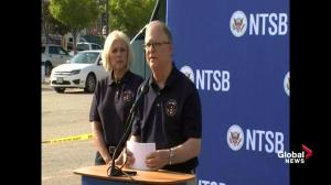 Investigation into Massachusetts explosions could last up to 2 years: NTSB