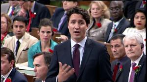 Justin Trudeau updates House of Commons on the federal response to the Fort McMurray fires