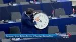 European parliamentarians debate criticism of Daylight Saving Time