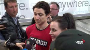 Scott Moir says 'magic' of Olympics hasn't worn off