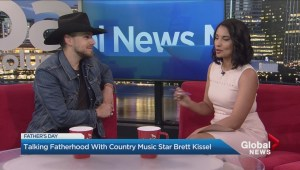 Talking Fatherhood with Country Music Star Brett Kissel