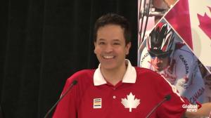 Dispaltro named Canada's flag-bearer for Parapan Am Games