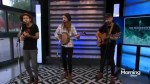 The East Pointers perform 82 Fires