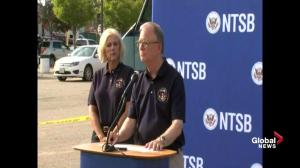 On-scene investigation into Massachusetts explosions will last 7 to10 days: NTSB