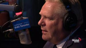 PC Party leader hopeful Doug Ford on what he'll do for Ontario
