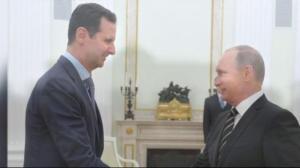 Russia, Syria react to U.S. airstrikes