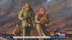 History of Ukranian immigrants highlighted with AGA exhibit